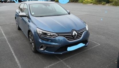 Renault Megane 4 Gt Line