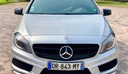 Mercedes Classe A Fascination