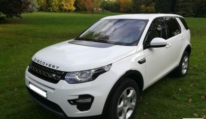 Land Rover Discovery Sport Executive