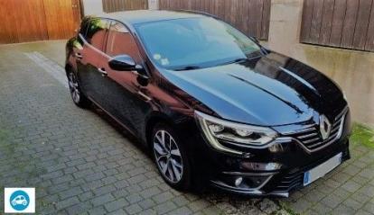 Renault Megane 4 Intens