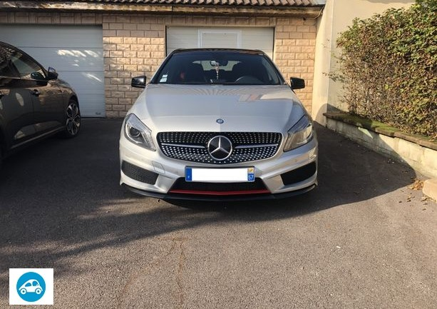 Mercedes Classe A Blueefficiency S&S Pack AMG