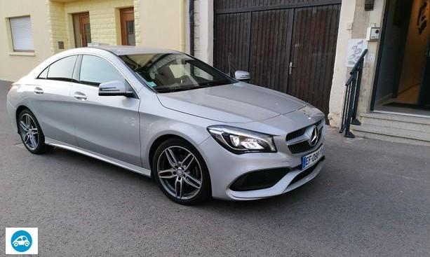 Mercedes Classe CLA AMG