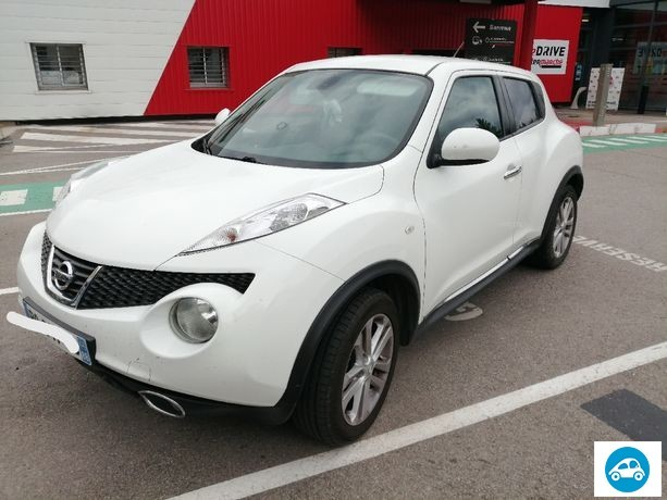 Nissan Juke Techna