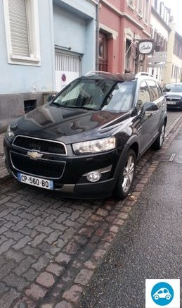 Chevrolet Captiva LTZ AWD