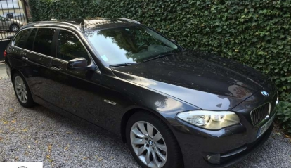 BMW Série 5 Break Touring F11 520d Luxury Exclusive BVA