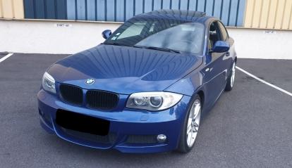BMW Série 1 Coupé Diesel Automatique 2011 Colombes
