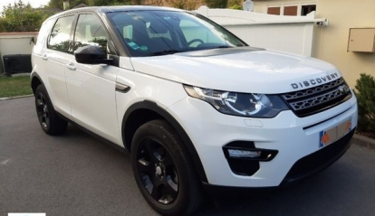 Land Rover Discovery Sport Pure Mark 2wd