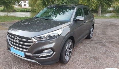 Hyundai Tucson Edition Spéciele 2wd