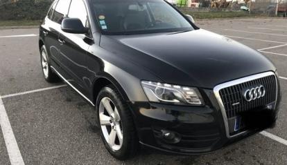 Audi Q5 Avus