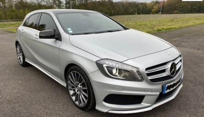 Mercedes Classe A Pack AMG Fascination