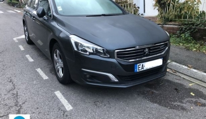 Peugeot 508 Blue Hdi Active