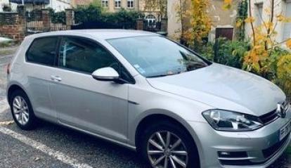 Volkswagen Golf 7 Bluemotion Lounge