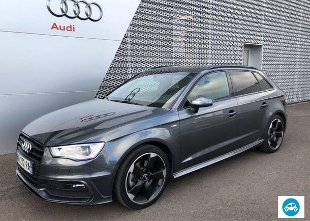 Audi A3 Sportback S Line Quattro Sport Sound