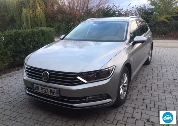 Volkswagen Passat Break Confortline