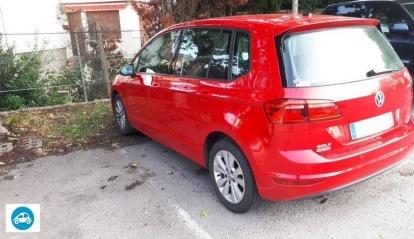 Volkswagen Golf Sportsvan Business