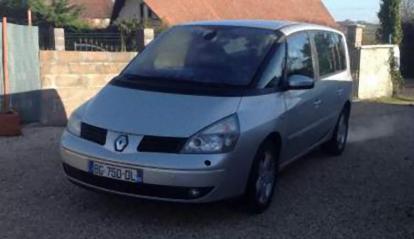 Renault Espace 4 3.0 DCI BA V6 180