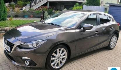 Mazda Skyactive Dynamique