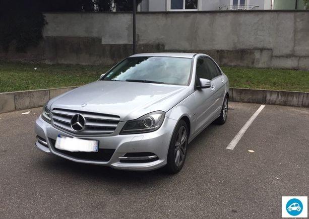 Mercedes Classe C Phase 2 Avantgarde