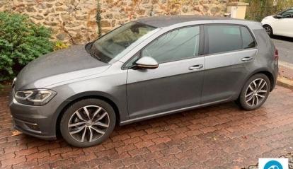 Volkswagen Golf 7 Phase 2 Carat Exclusive