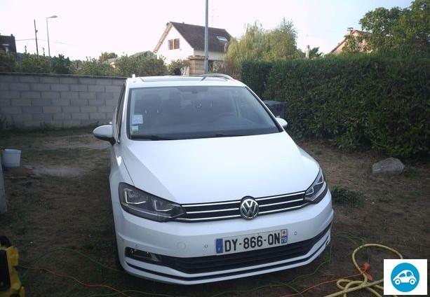 Volkswagen Touran Confortline
