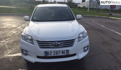 Toyota RAV4 D-4D FAP Lounge Toutes Options