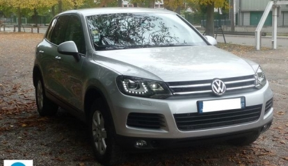 Volkswagen Touareg Carat 4 Motion Bluemotion