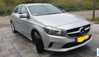Mercedes Classe A Urban Sensation