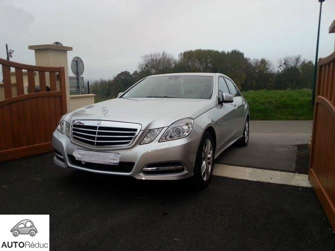 Classe E 220 CDI BlueEfficiency Avangarde Executive