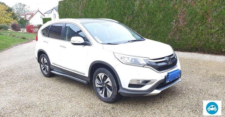 Honda Cr-v Innova