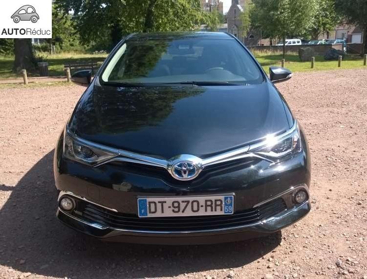 Toyota Auris Hybride Exécutive Toutes Options