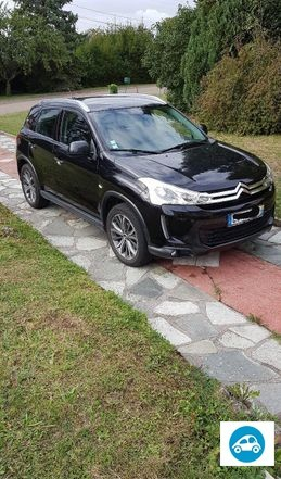 Citroen C4 Aircoss Exclusive