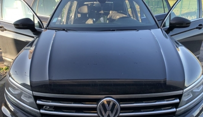 Volkswagen Tiguan Cara Edition Exclusif Pack Airline