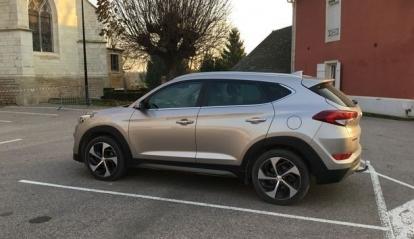Hyundai Tucson Excutive 4WD