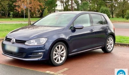 Volkswagen Golf 7 Bluemotion Technology