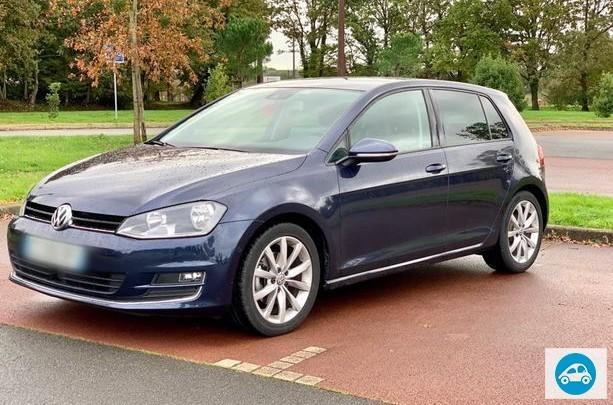 Volkswagen Golf 7 Bluemotion Technology