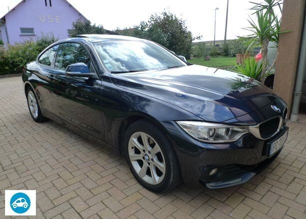 Bmw Serie 4 Xdrive Coupe