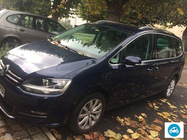 Volkswagen Sharan Carat Monospace