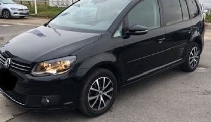 Volkswagen Touran Confortline Business