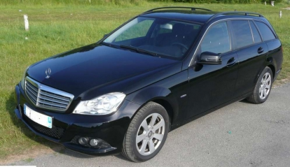 Mercedes-Benz Classe C 180 SW (Break) CDI Blue-Efficiency