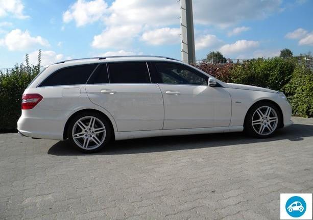 Mercedes Classe E 350 BlueEfficiency Break