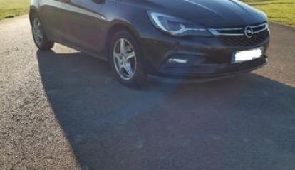 Opel Astra Bi Turbo