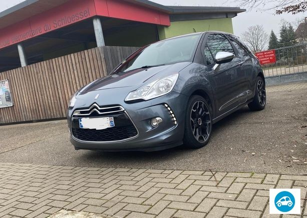 Ds DS3 Sport Chic Serie Special