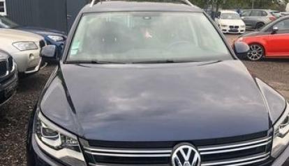 Volkswagen Tiguan 4 Motion