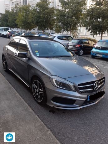 Mercedes Classe A 180 Fascination Pack AMG