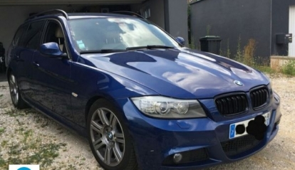 Bmw Serie 3 Touring Pack M Break