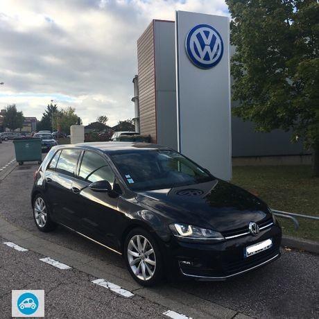 Volkswagen Golf 7 Highline