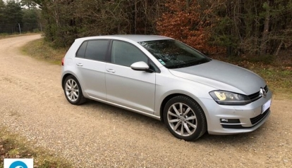 Volkswagen Golf 7 Carat Bluemotion
