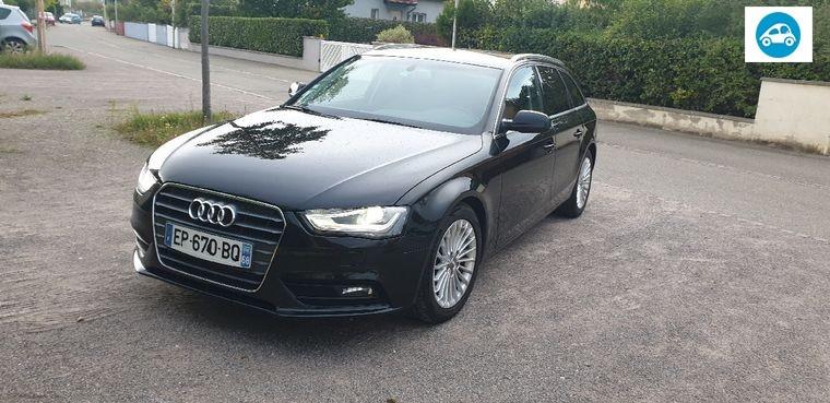 Audi A4 Business Line Break