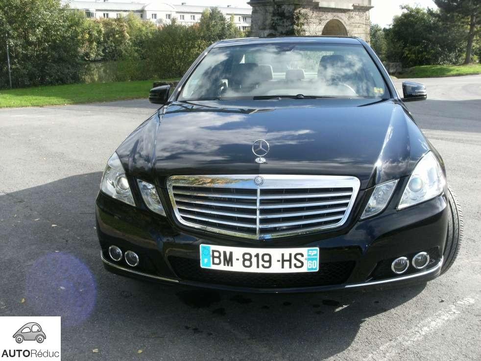Mercedes Classe E 300 CDI BlueEFFICIENCY Ligne Executive Berline