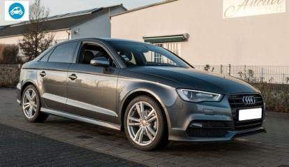 Audi A3 S Line Berline